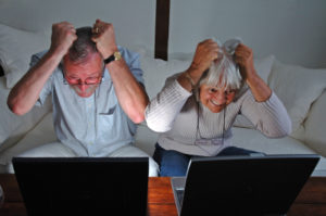 frustrated grandparents